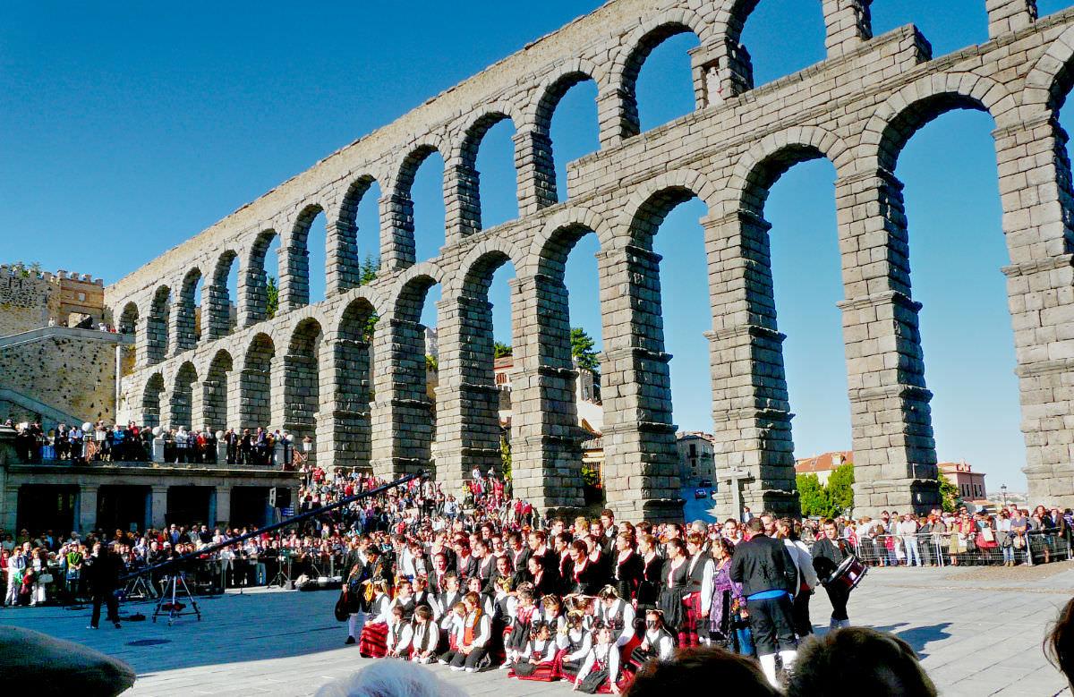 Segovia, Spain for Couples