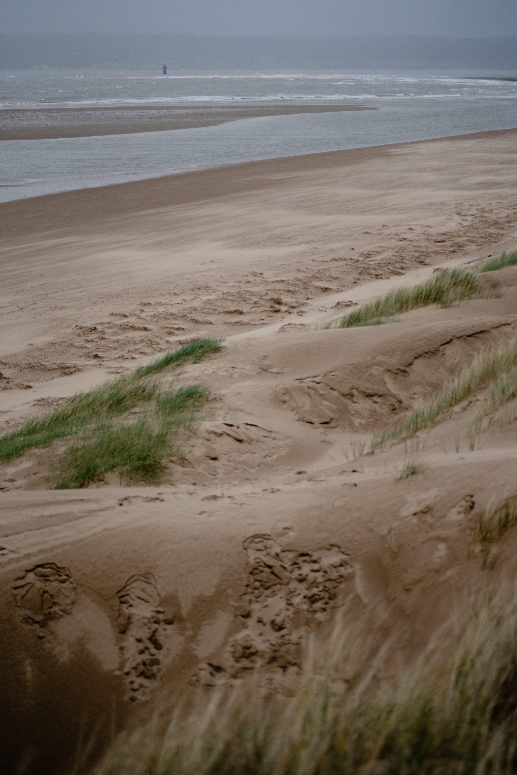 Llanmadoc Beach - Whitford Point Gower Peninsula Ben Holbrook