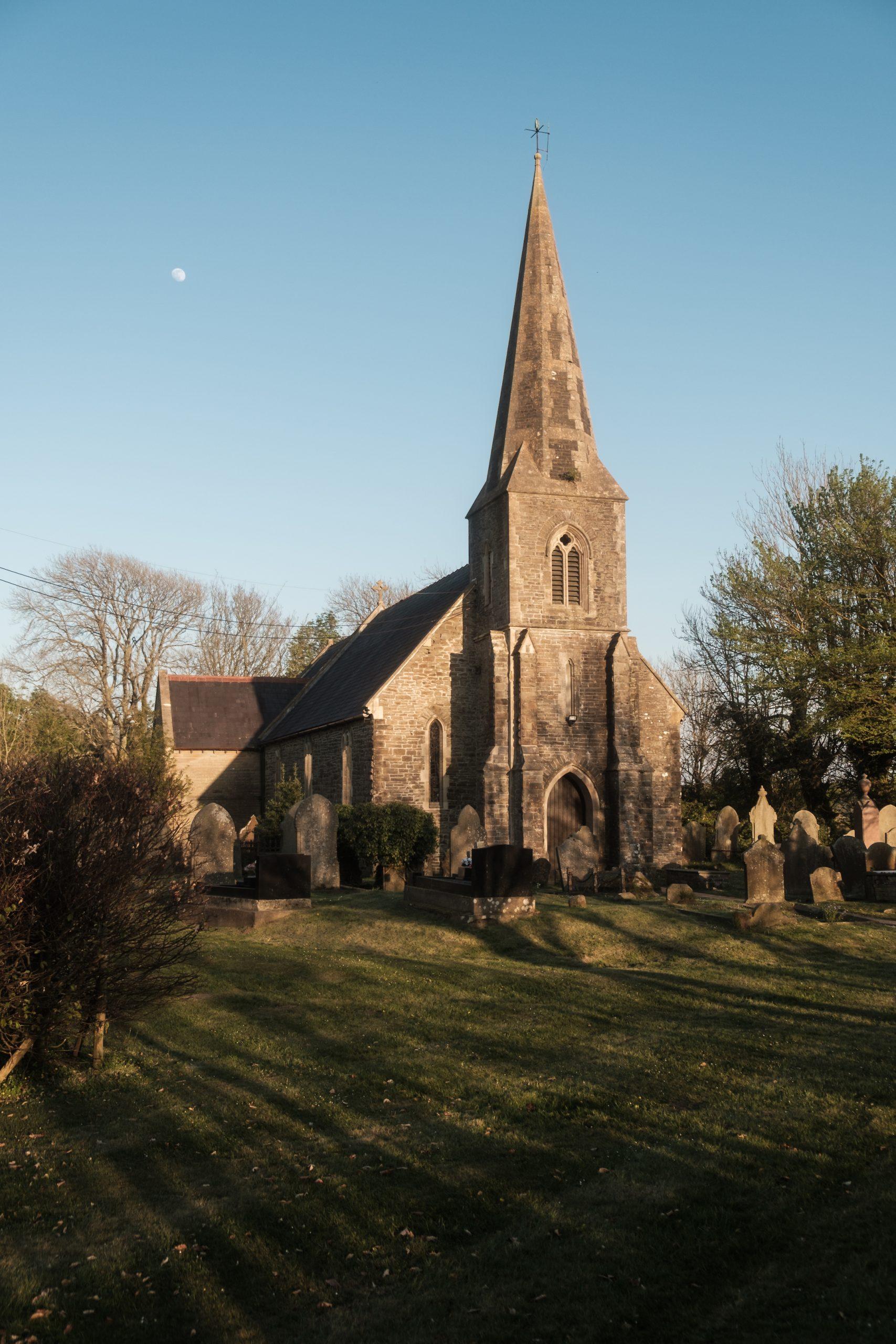 Gone for Good - Saint Gwynour's Church, Penclawdd, Gower : Ben Holbrook13