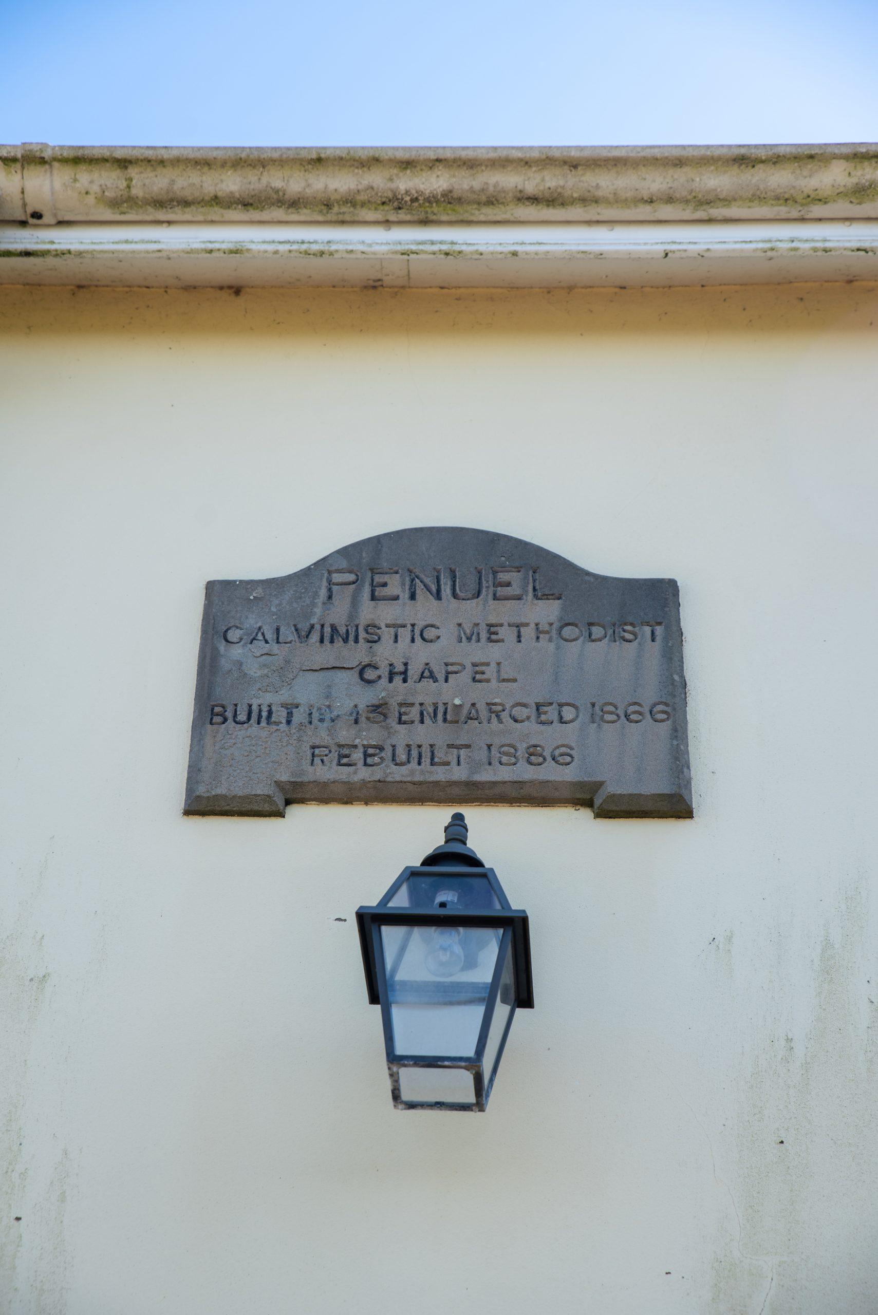 Gone for Good - Penuel Calvinistic Methodist Chapel, Penclawdd, Gower : Ben Holbrook73