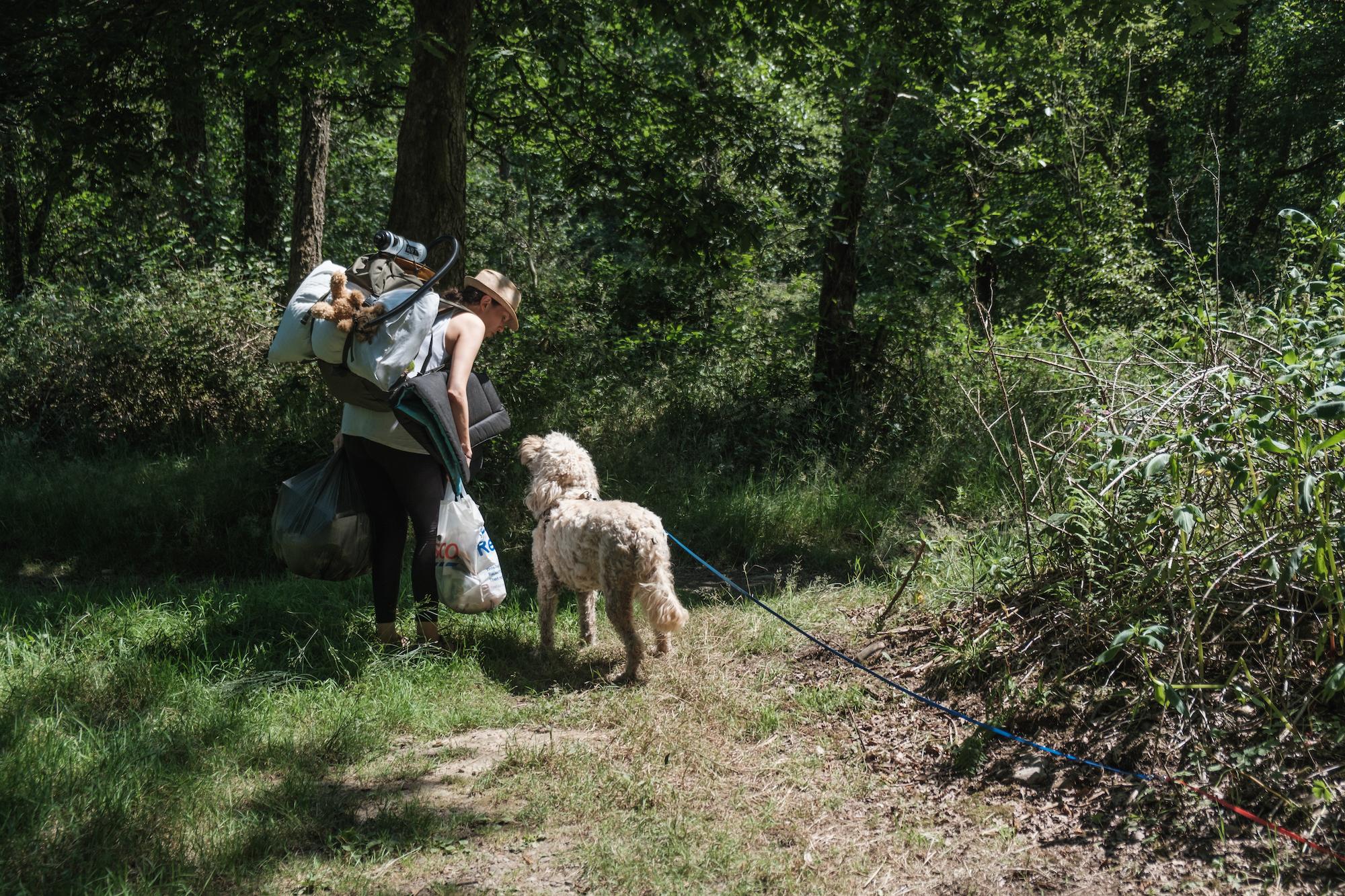 Wild Camping in Neath, Wales, UK - Ben Holbrook DriftwoodJournals.com-60