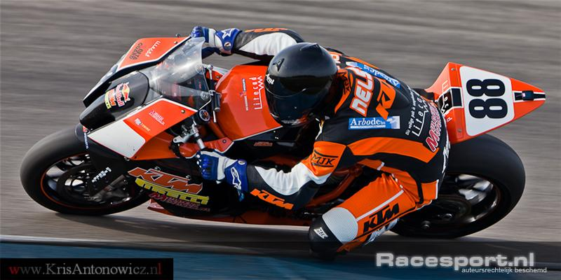 JR Racing wordt KTM