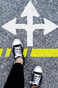 Kies de juiste volgende stap in jouw leven