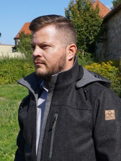 Lodenjacke Waldgeist Outdoor Anthrazit