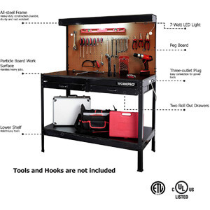 Multipurpose Workbench