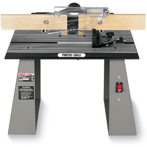 PORTER-CABLE 698 Bench Top Router Table