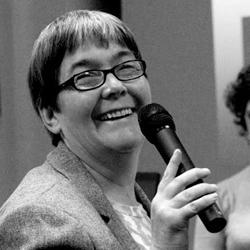 Sue Bott, DRILL Programme Manager