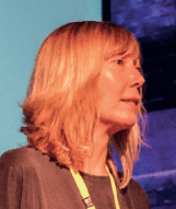 Niamh Eastwood, executive director of Release