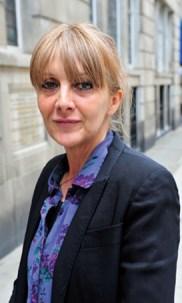 Rachel Halford, chief executive officer at the Hepatitis C Trust