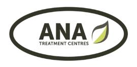 ANA addiction Treatment service Logo