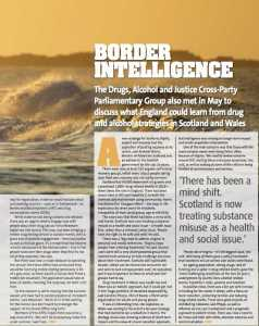 DDN Magazine Border intelligence article