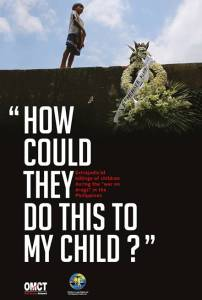 OCT report on child killings in the Philippines
