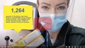 Scottish Ambulance video
