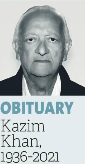 Kazim Khan