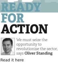oliver standing