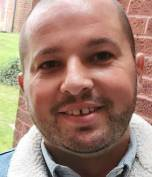 Darren Lacey, drug and alcohol recovery worker at The Forward Trust