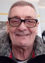 Meirion Evans, volunteer with Recovery Cymru