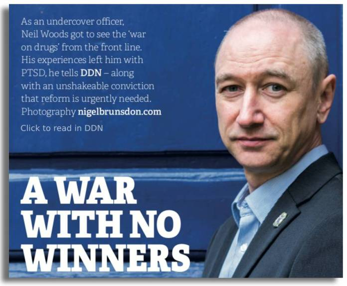 Neil Wood LEAP - Drug Policy Campaigner