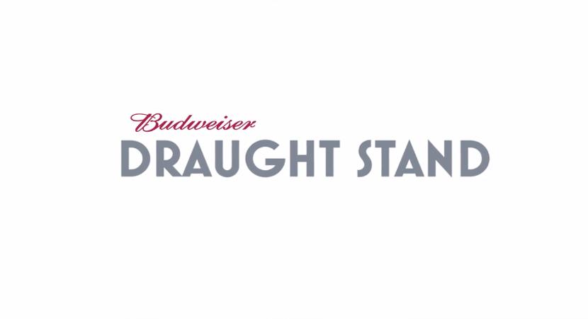 Blog post header image Budweiser Draught Stand