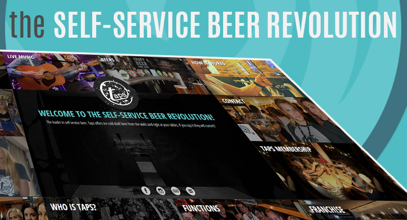 Blog post header the self serve beer revolution