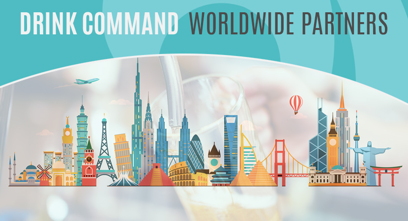 Blog post header Drink Command Worldwide Partners