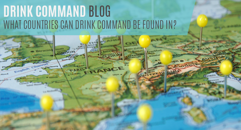 Blog featured image what countries can drink command be found in?