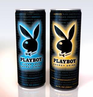 playboy energy drink