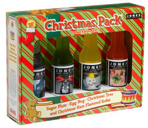 jones christmas pack 2007