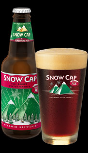 pyramid snow cap