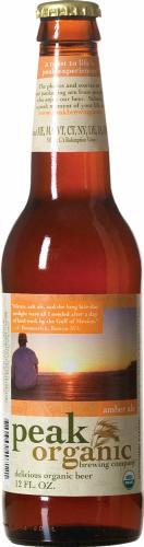 peak amber ale