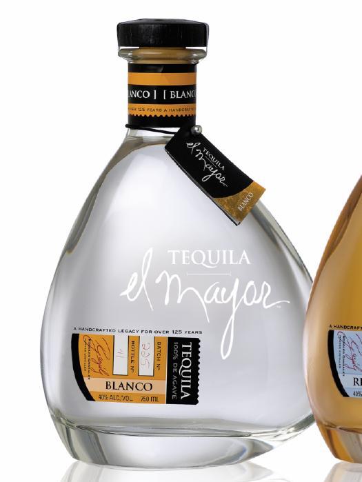 El Mayor Tequila Blanco (2008)