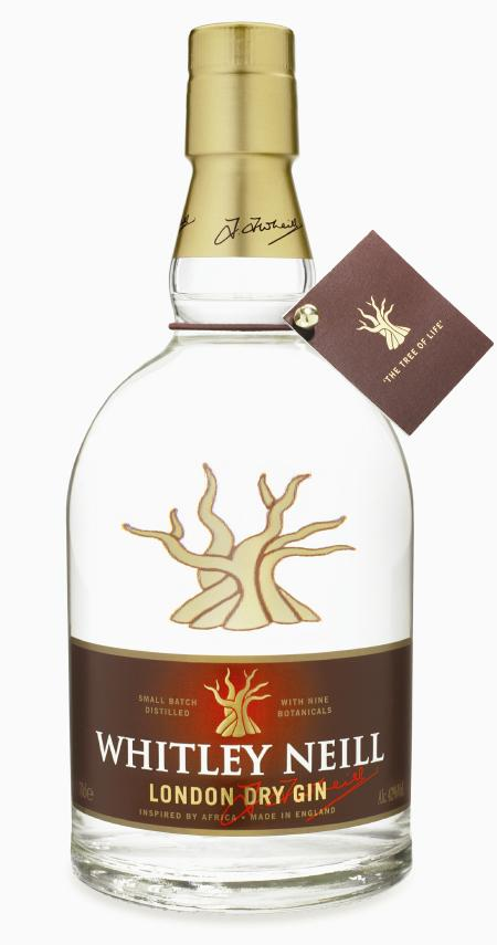 Whitley Neill London Dry Gin