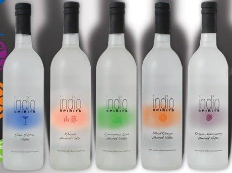 Indio Silver Edition Vodka
