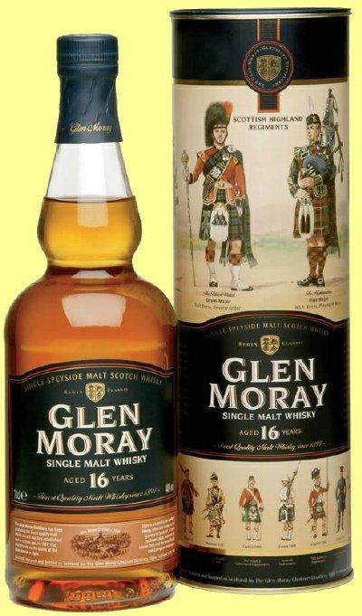 Glen Moray 16 Years Old
