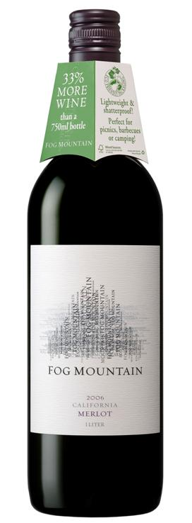 fog mountain merlot wine