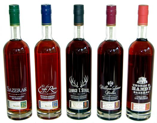 buffalo trace 2009 antique collection