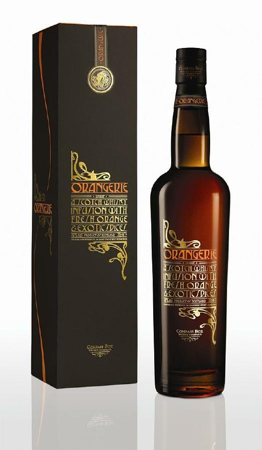 compass box orangerie whisky