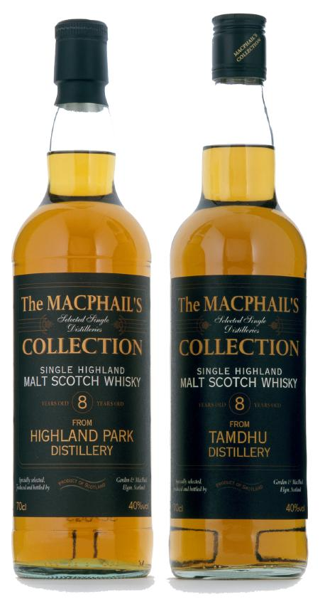 Gordon & MacPhail MacPhail's Collection Highland Park 8 Years Old