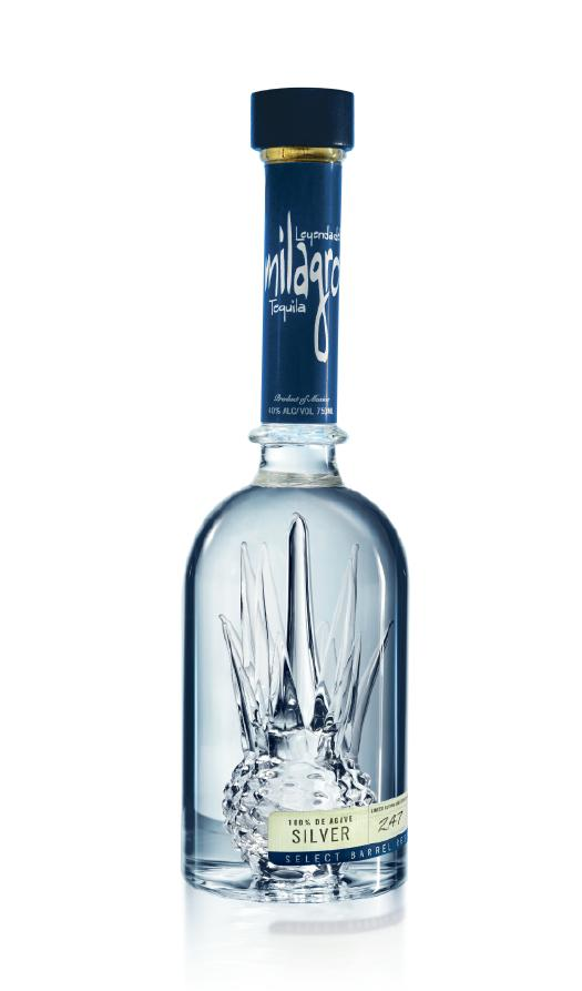 Review Milagro Tequila Select Barrel Reserve Silver 2010
