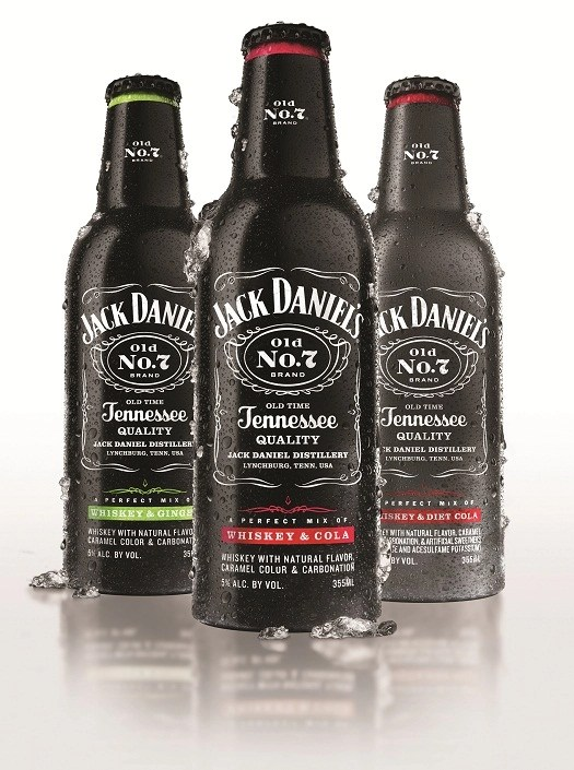 Jack Daniel's Whiskey & Cola