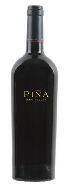 2008 Piña Napa Valley Cabernet Sauvignon Rutherford Firehouse Vineyard
