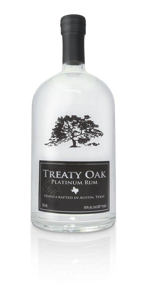 Treaty Oak Platinum Rum