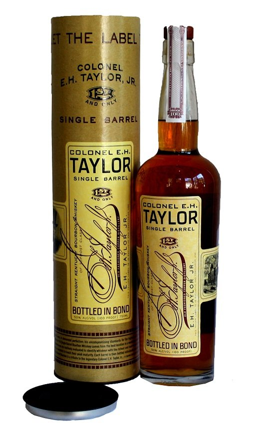 Review: Col. E.H. Taylor Single Barrel Bourbon - Drinkhacker: The Insider's Guide to Good Drinking