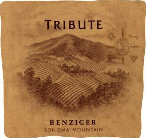 2007 Benziger Tribute