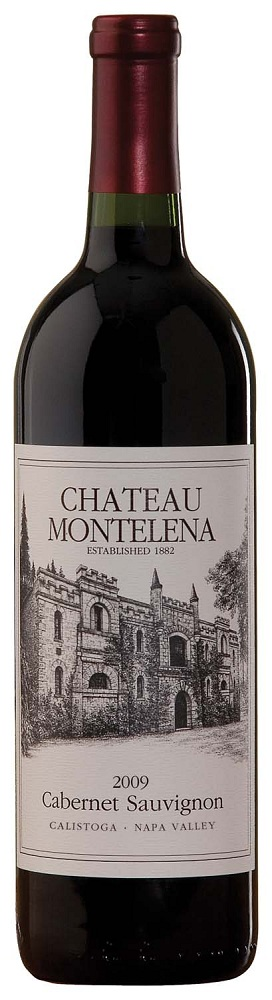 2010 Chateau Montelena Cabernet Sauvignon Calistoga