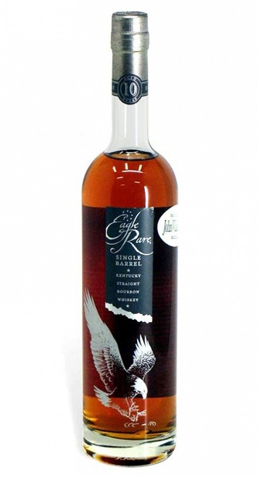 Review: Eagle Rare Single Barrel Bourbon - Drinkhacker: The Insider's Guide to Good Drinking