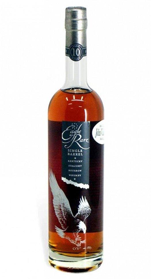 Eagle Rare Single Barrel Bourbon 10 Years Old (2012)
