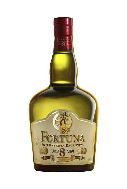 Ron Fortuna Reserva Exclusiva Anejo 8 Anos Rum