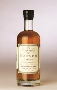 Ransom Spirits Old Tom Gin