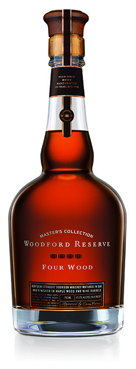 """Woodford Reserve Master's Collection """"Four Wood"""""""